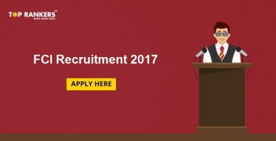FCI Recruitment 2017- Apply Online for 127 Watchman Posts
