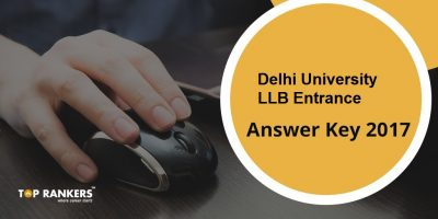 DU LLB Answer Key 2017 – Check Solutions, Cut off, Merit List, Rank