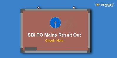 SBI PO Mains Result 2017 Out: Check Here