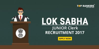 Lok Sabha Junior Clerk Recruitment 2017 – Download Official PDF
