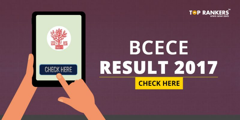 BCECE Result 2017: Check Here