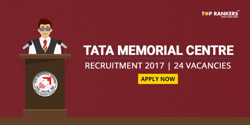 Ta ta Memorial Centre 24 vacancies