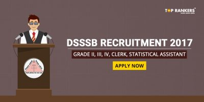 DSSSB Recruitment 2017 – Apply for 1074 Posts