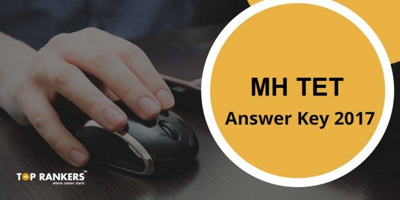 Maharashtra TET Answer Key 2017