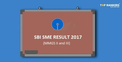 SBI SME Result 2017 – Check MMGS Scale II & III Scores, Cut Off