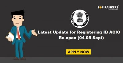 Indian Intelligence Bureau ACIO Online Application Form 2017: Date Extended