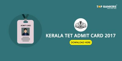 Kerala TET Admit Card 2017: Download Call Letter/ Hall Ticket for KTET Exam