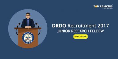 DRDO Recruitment 2017 – Apply online for Junior Research Fellow Posts