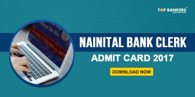 Nainital Bank Clerk Admit Card 2017: Download Call letter here