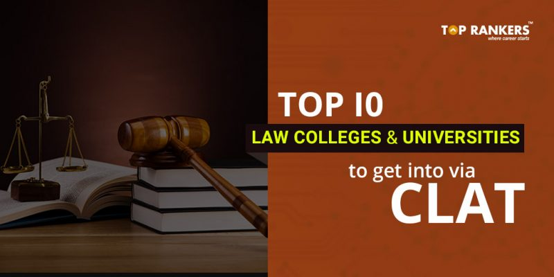Top 10 law colleges and universities in india