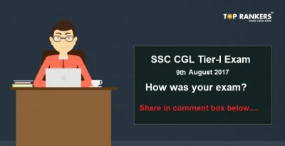 SSC CGL Tier I Exam Analysis 9th August 2017: How was your exam?