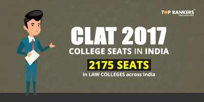 CLAT College seats in India: Seat allotment of 2175 CLAT seats in UG and PG Law Courses