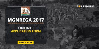 MGNREGA Online Application Form 2017- Apply Online
