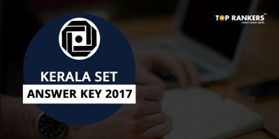 Kerala SET Answer Key 2017