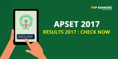 APSET 2017 Results- Check Now!