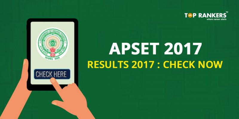 APSET 2017 Results