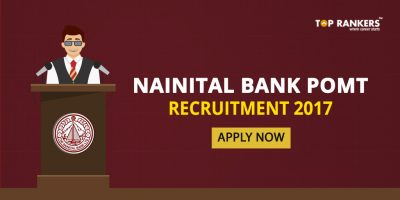 Nainital Bank PO MT Recruitment 2017