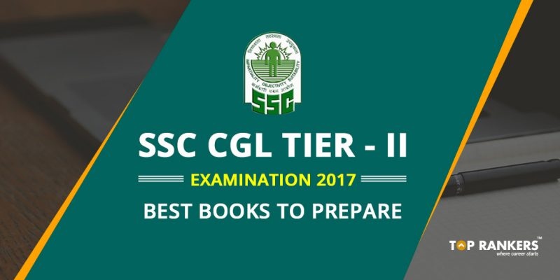 Best Books for SSC CGL Tier 2 2017 Preparation