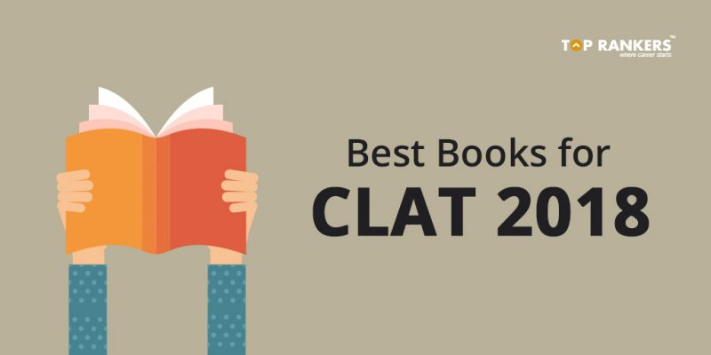 Best books for CLAT 2018