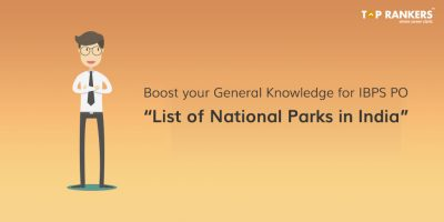 List of National Parks in India – Download in PDF!