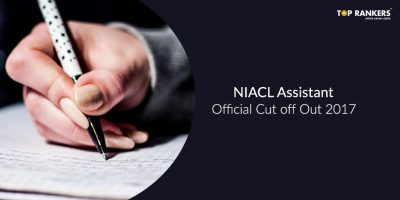 NIACL Assistant Official Cut off Out 2017