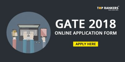 GATE 2018 Online Application Form – Registration Begins : Apply now