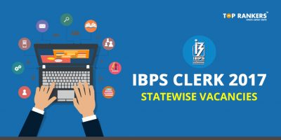 IBPS Clerk 2017 Statewise Vacancies – 7833 Vacancies according to state
