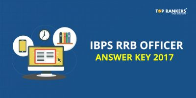 IBPS RRB Officer Answer Key 2017