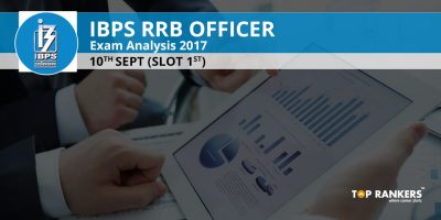 IBPS RRB Officer Scale I Exam Analysis 10th Sept 2017 Slot 1