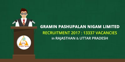 Gramin Pashupalan Nigam Limited Recruitment 2017