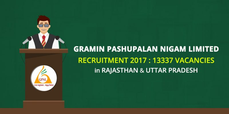Gramin-Pashupalan-Nigam-Limited-Recruitment-2017