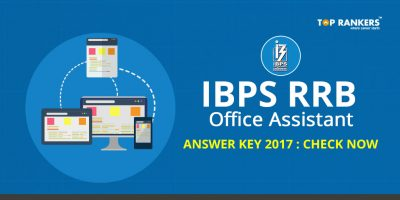 IBPS RRB Office Assistant Answer Key 2017