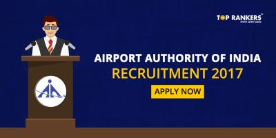 Airport Authority of India Recruitment 2017 Notification- Apply Here