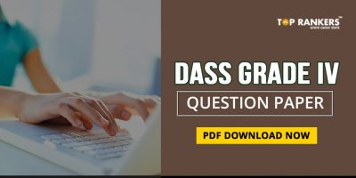 DASS Grade 4 Question Paper 17th September PDF Download