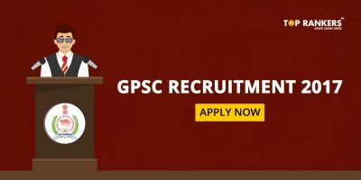 GPSC Recruitment 2017- Apply for 73 Assistant Engineer (Civil) Posts