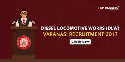 DLW Varanasi Recruitment 2017 for Technician Posts (Cultural Quota)