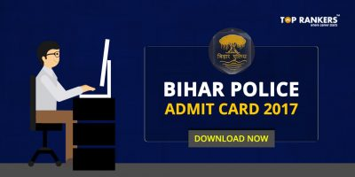 Bihar Police Constable Admit Card 2017- Download Call Letter for CSBC Constable Post