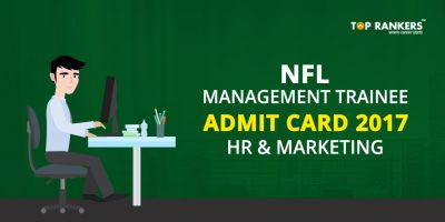 NFL Management Trainee Admit card 2017 – Download Now