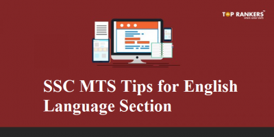 SSC MTS tips for English Language Section