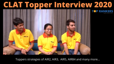 CLAT Topper Interview 2020: Check Success Journey & Tips