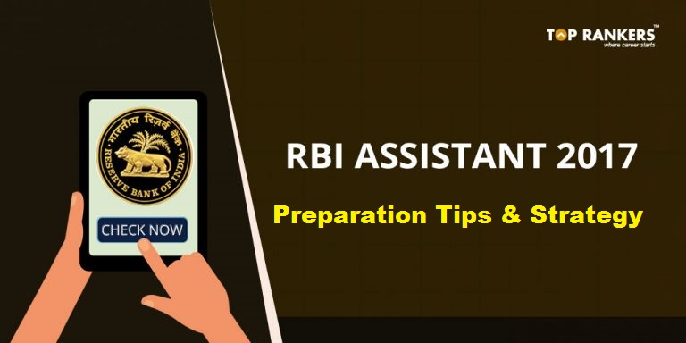 RBI Assistant Preparation Tips for Prelims 2017