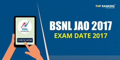 BSNL JAO Exam Date 2017- Check BSNL JAO Recruitment Details