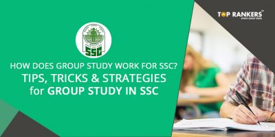 How does Group Study Work for SSC?