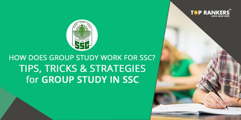 How does Group Study Work for SSC