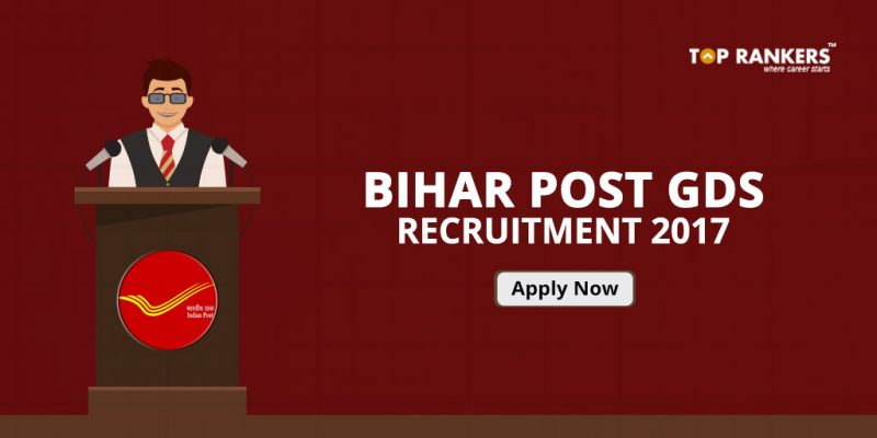 Post Office Vacancy In Bihar 2017