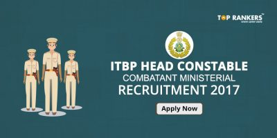 ITBP Head Constable Combatant Ministerial Recruitment 2017