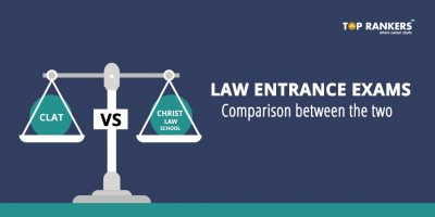 CLAT Vs Christ University School of Law Entrance exams