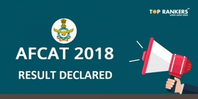 AFCAT 2 2018 Result Out – Check Now!
