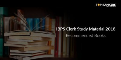 IBPS Clerk Study Material 2018 | Recommended Books