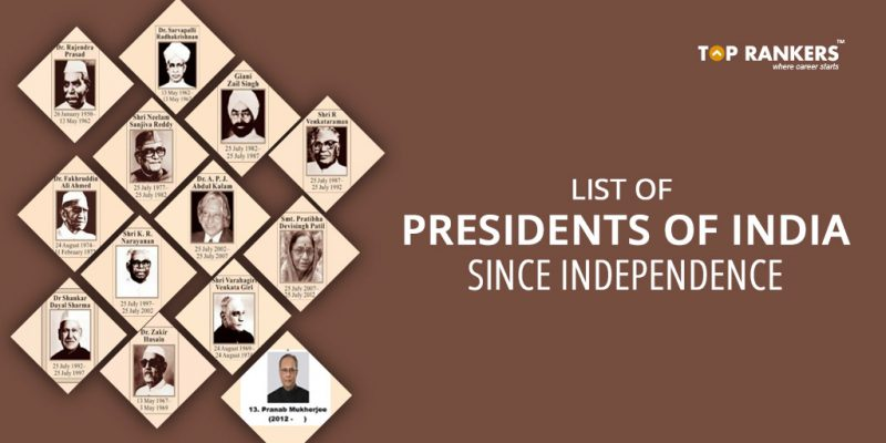 List-of-Presidents-of-India-Since-Independence